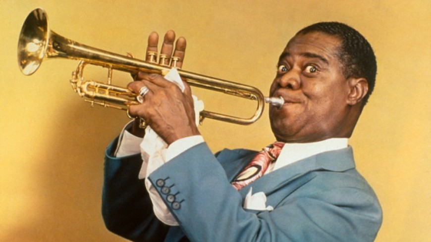 louis armstrong biographie