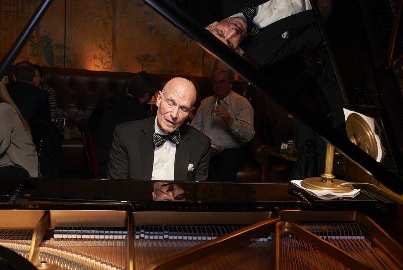 Dernier d'une race rare: le pianiste de Manhattan
