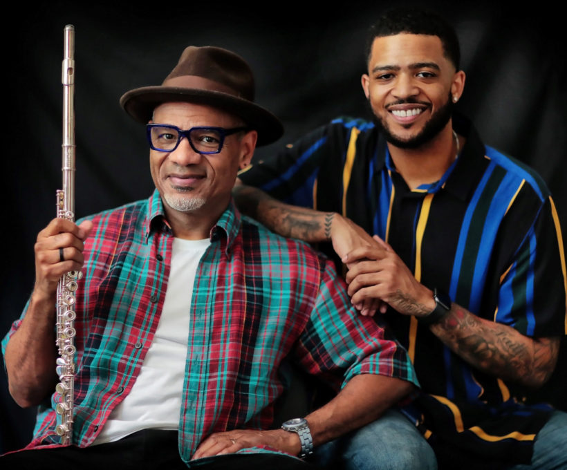 Kirk Whalum invite ses neveux à se produire à son «Kafé» de Crosstown