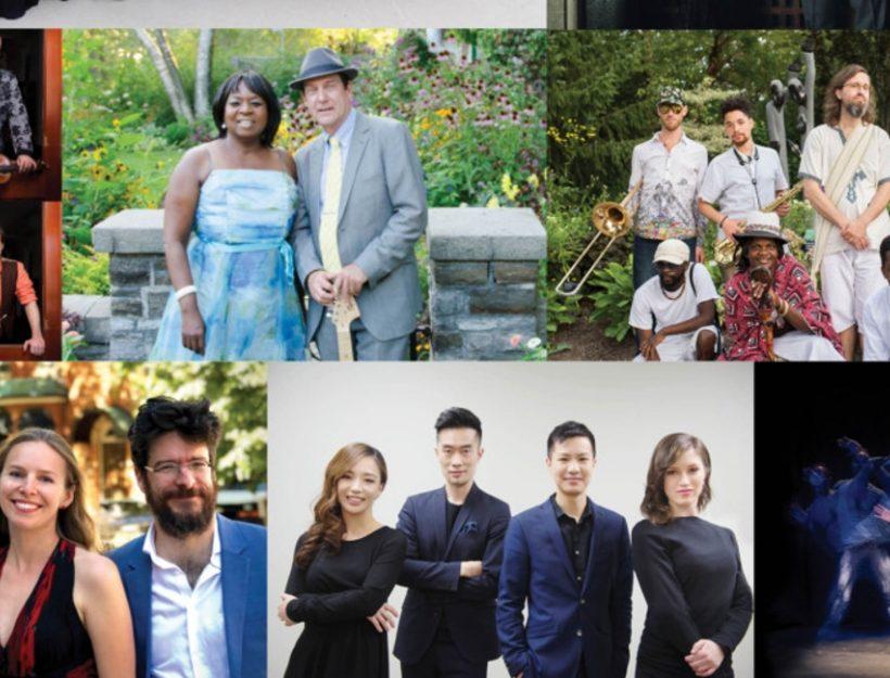 Le nouveau festival de musique d'été de Collingwood propose une programmation variée de musique classique, de musique du monde et de jazz