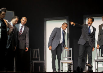 Revue: 'The Central Park Five' transforme l'injustice en opéra