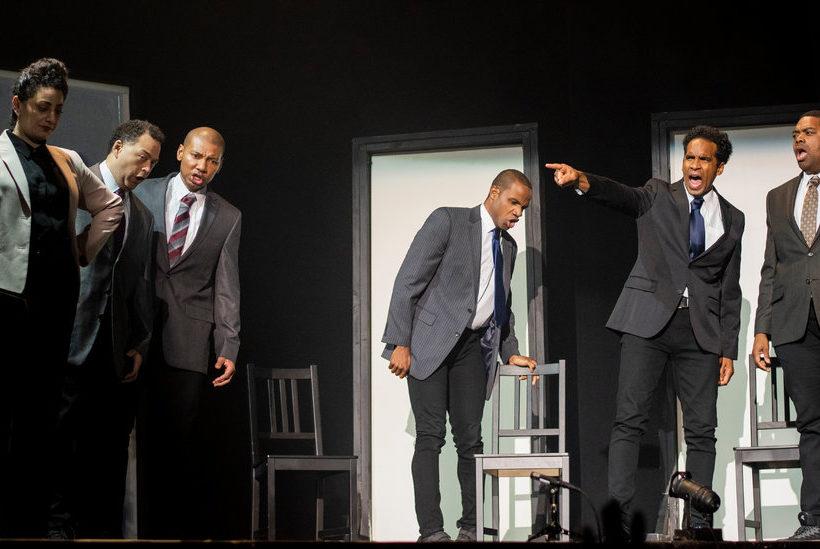 Revue: 'The Central Park Five' transforme l'injustice en opéra