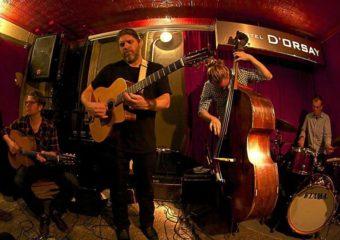 Stéphane Wrembel revient à Charleston pour rendre hommage à Django Reinhardt | Caractéristiques