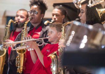 Jazz caribéen, brunch rock fait maison Rock Audience du Centre pour les arts Snow Pond