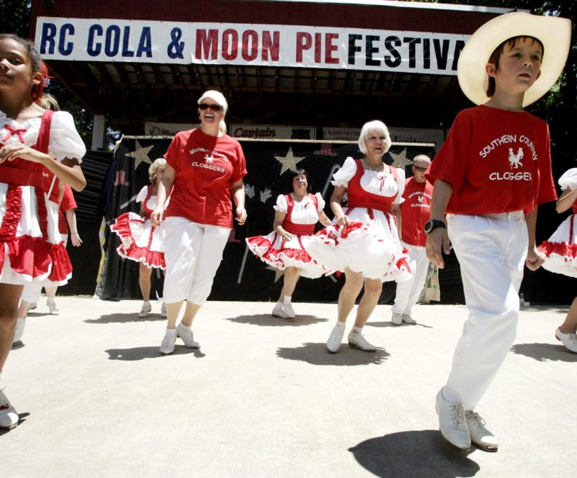 Moon Pie Festival, concerts et plus