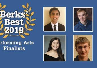 Les finalistes et nominés du Berks 'Best 2019 Performing Arts