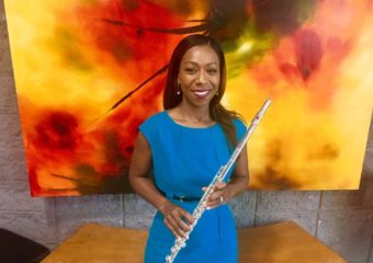 Kim Scott, professeur à l'ASFA et originaire de Birmingham, en tête du palmarès Billboard Smooth Jazz
