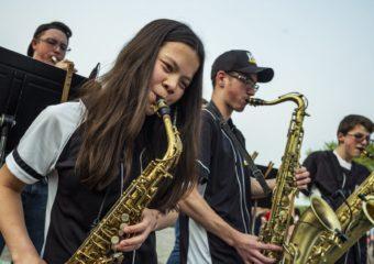 Le prodige de jazz d'Apple Valley occupe une place dans le prestigieux orchestre national des jeunes