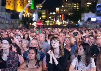Dunlevy: le 40e festival de jazz de Montréal enchère au revoir avec émotion