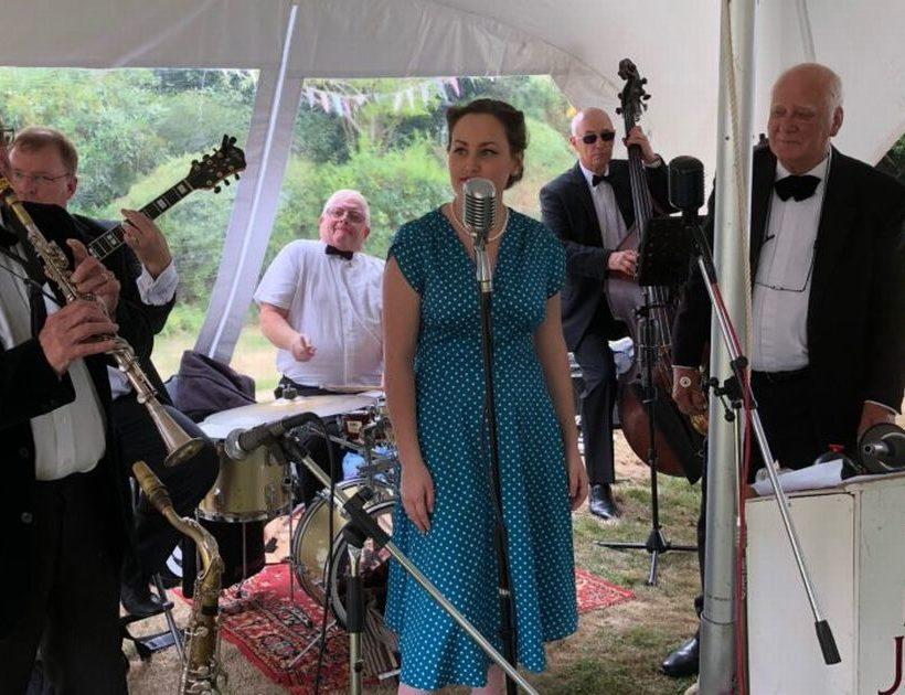 Le Arcadia Jazz Band se rend à Uffculme