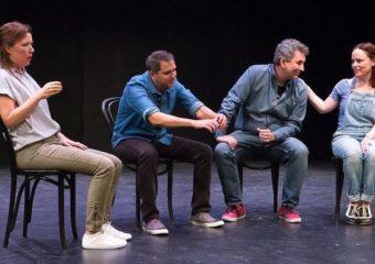 La troupe d'improvisation Quartet fait écho aux riffs du jazz – Divertissement et vie – Sarasota Herald-Tribune