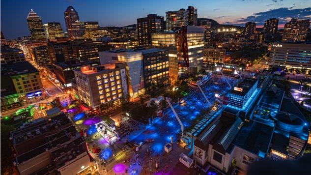 : Musique :: Festival de jazz de Montréal :: Coller