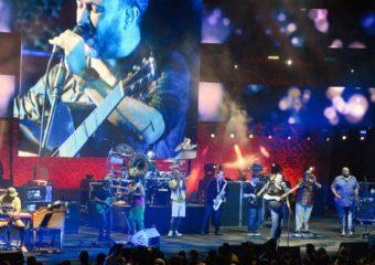 Dave Matthews Band rend hommage au Dr. John avec Preservation Hall Jazz Band dans le Wisconsin