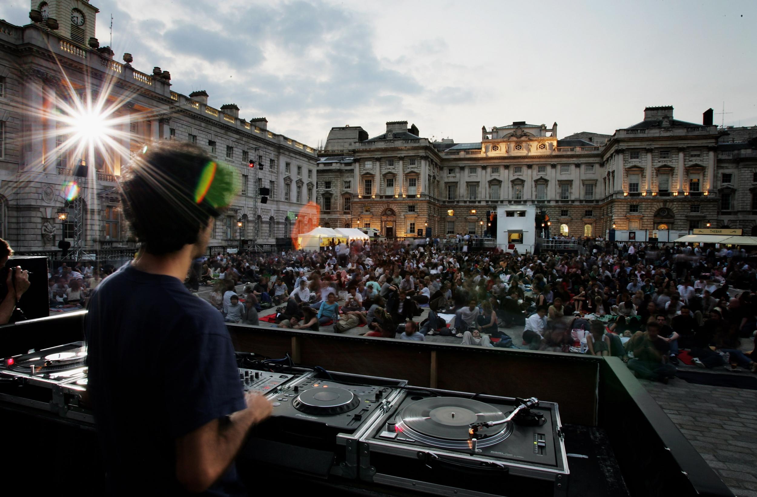 Summer Series de Somerset House: programme, tickets, comment s'y rendre et plus