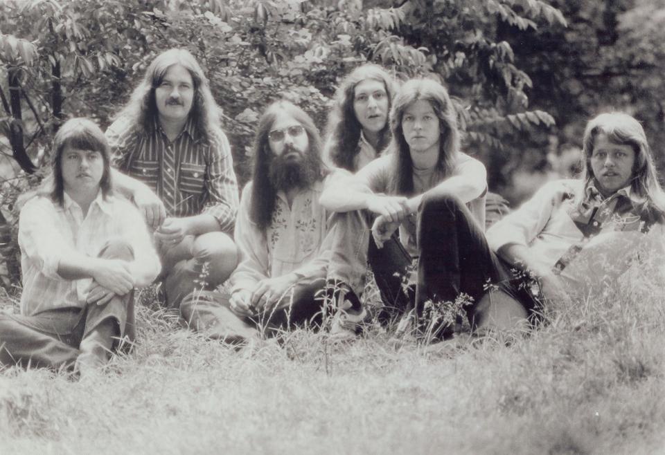 The Marshall Tucker Band (Membres originaux)