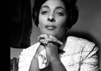 Carmen McRae: Chez Ratso's – JazzWax