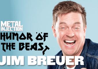 Jim Breuer sur le pouvoir de guérison de Metallica et de la comédie