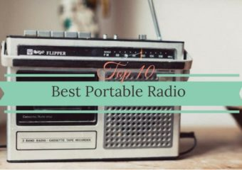Liste 10 meilleurs radios portables 2019
