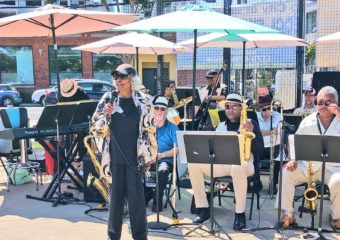 """Josephine Lee: Aider à organiser """"Jazz on Sunday"""" dans le nord de Oakland et à Emeryville pendant 29 ans"""