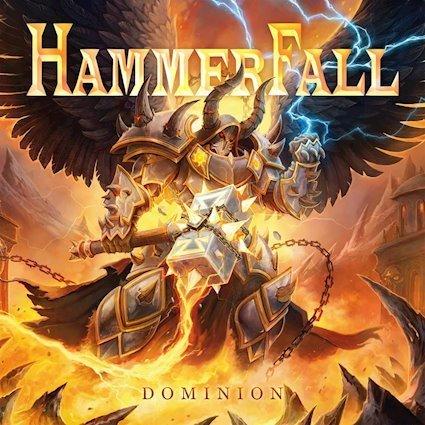 Chronique de l'album: HAMMERFALL Dominion