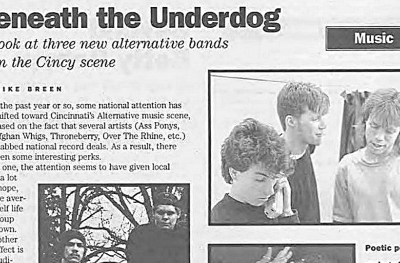 Certains des musiciens de Cincinnati couverts dans la première année de CityBeat continuent à être performants