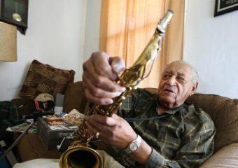 Le légendaire jazz de l'Utah, le saxophoniste révolutionnaire Joe McQueen décède à 100 ans