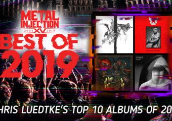 Les 20 meilleurs albums de Chris Luedtke en 2019