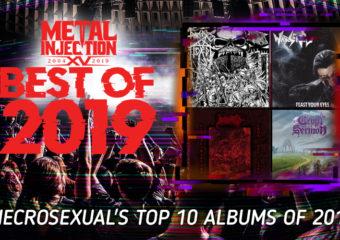 Les 10 meilleurs albums de Necrosexual en 2019