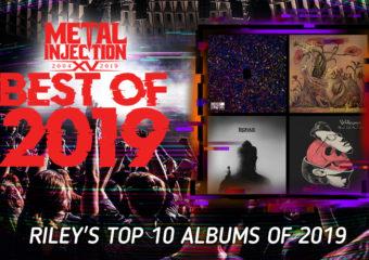 Les 20 meilleurs albums de Riley en 2019