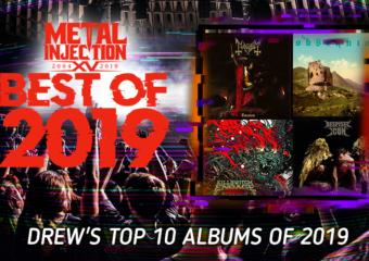 Les 10 meilleurs albums de Drew en 2019