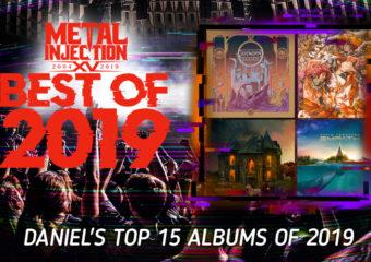 Les 15 meilleurs albums de Daniel en 2019