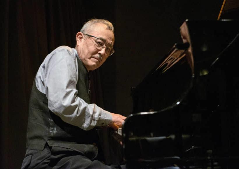 """Le vétéran du free jazz Yosuke Yamashita fête les 50 ans de son jeu """"téméraire"""""""