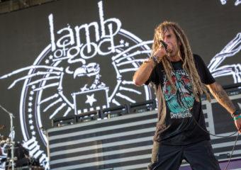 """LAMB OF GOD Frontman dit qu'il """"détestait faire chaque disque que j'ai jamais fait"""""""