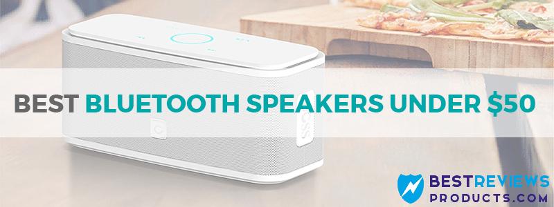 10 meilleurs haut-parleurs Bluetooth à moins de 50€