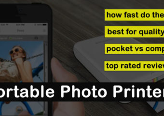 Meilleure imprimante photo portable 2020 | 4×6 Compact | Poche