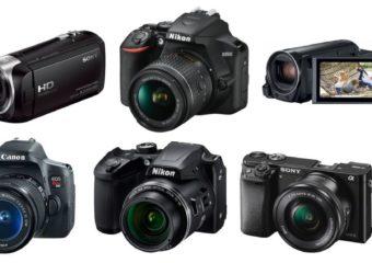 Les meilleures caméras vidéo pour les podcasts