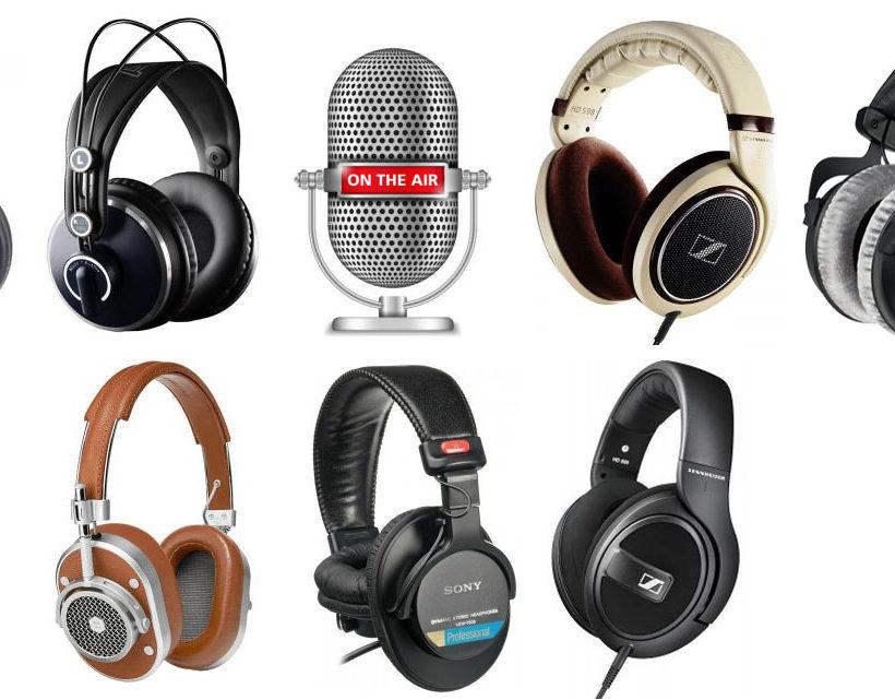 Les meilleurs écouteurs pour podcasts