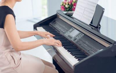 Top 5: les meilleurs pianos numériques pour débutant en 2020